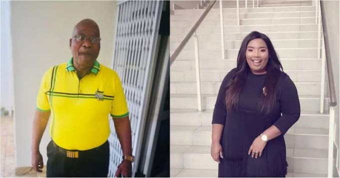 Ex-president Jacob Zuma and 25-year-old fiancée call it quits