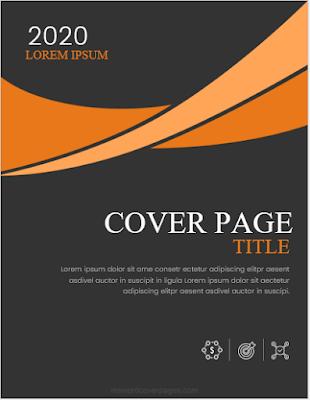 cover laporan