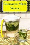 HOW TO MAKE CUCUMBER MINT INFUSED WATER