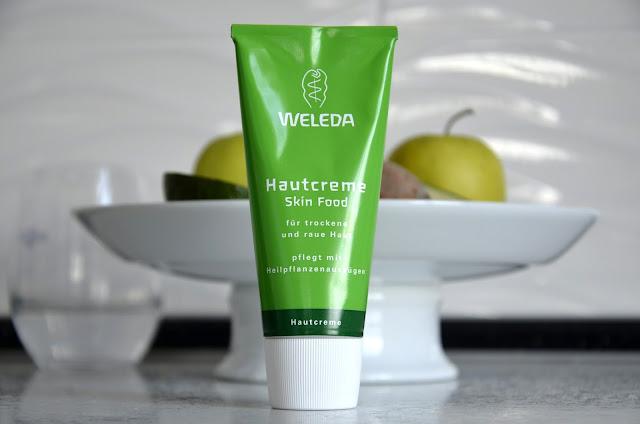 E_katerina: Универсальный питательный крем Weleda Skin Food cream