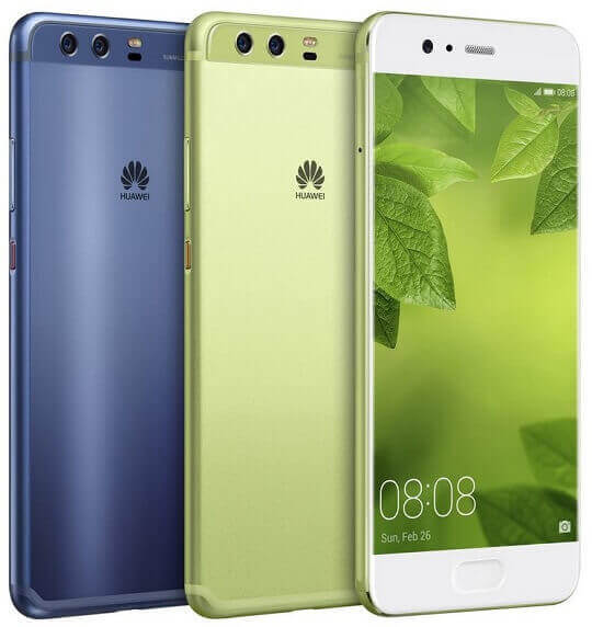 Huawei P10 Now Official; Boasts Leica Selfie Camera