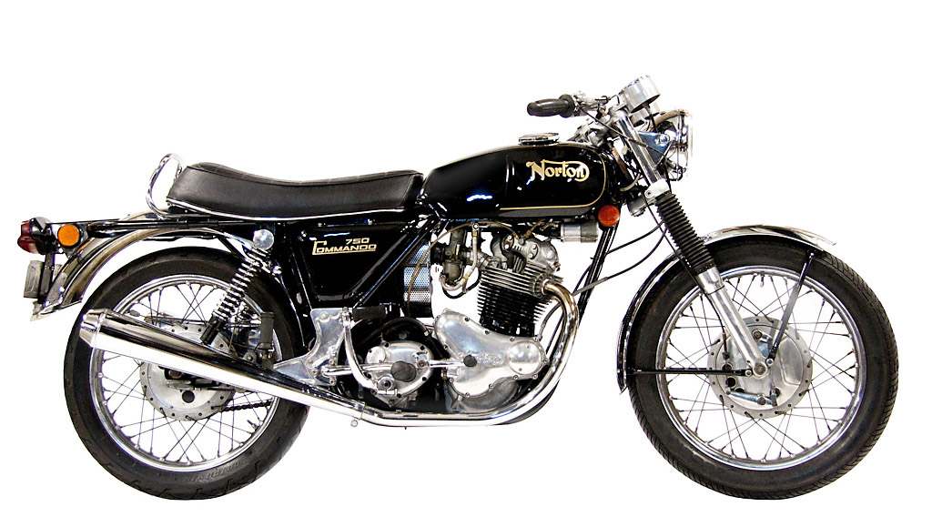 Norton Commando750 1971