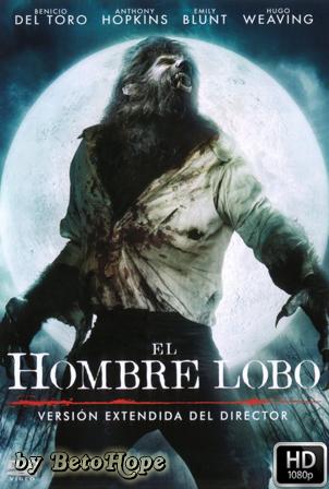 El Hombre Lobo 2010 [1080p] [Latino-Ingles] [MEGA]