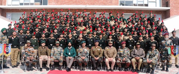 Five-day NCC Training Camp concluded at Chandigarh University