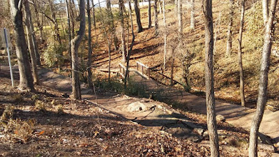 Ozark Hiking Trails