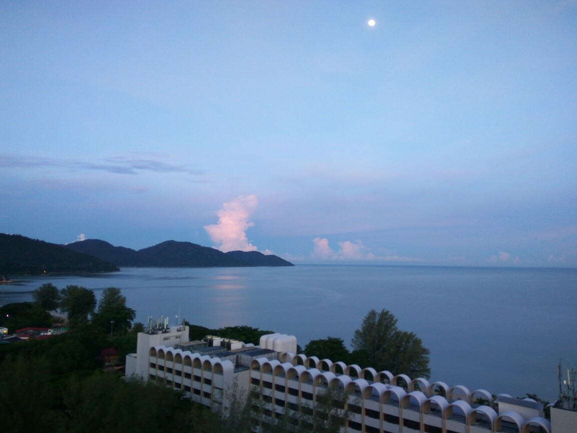 Review Hotel Holiday Inn Penang