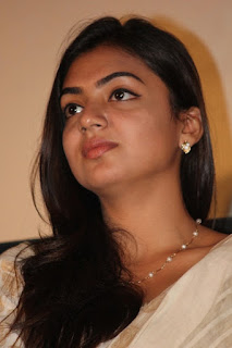 Nazriya Nazim Latest Smiling Face Close Up Pictures (2)