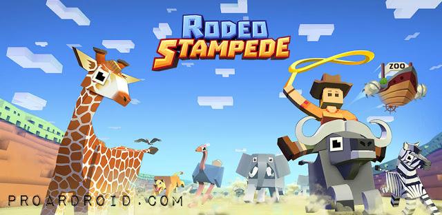 تحميل لعبة المغامرات واركيد Rodeo Stampede Sky Zoo Safari النسخة المهكرة