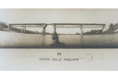 Magliana Ponte Provvisorio