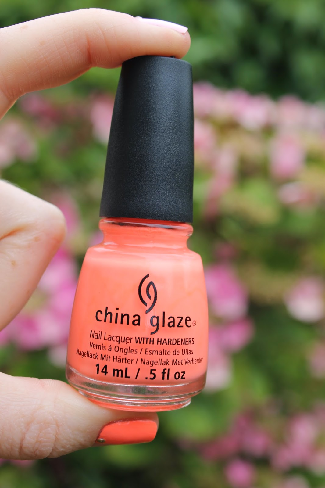 801274f62 I used two coats and it does dry matte like all neons so you need a shiny  topcoat. I do love my creamy-neons and this colour ...