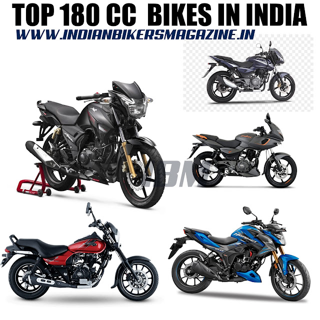 Top180cc Bikes in India 2020 : Best 180cc Bikes, Specification & Price