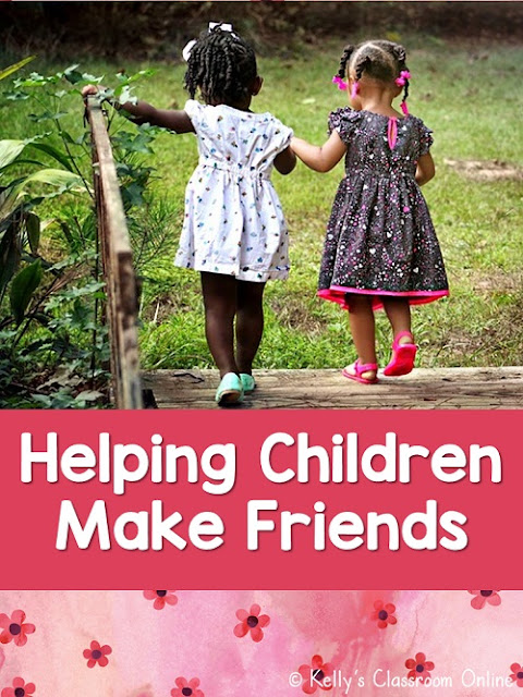 Summary of the article How to Help Kids Make Friends by Gwen Dewar, Ph.D. 12 strategies for parents and teachers to help children form friendships.