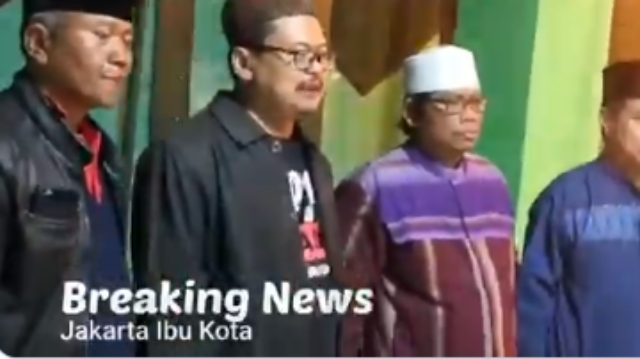 Viral Video Ngaku Ulama Ponpes Bakal Laporkan Munarman ke Polisi Siang Ini
