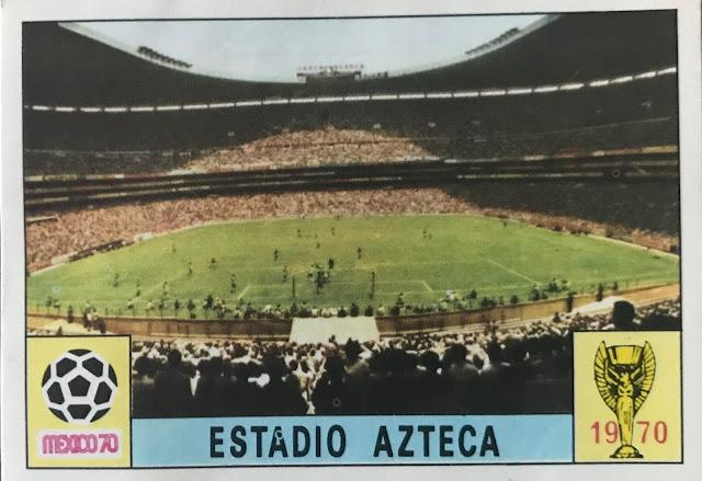 figurina estadio azteca
