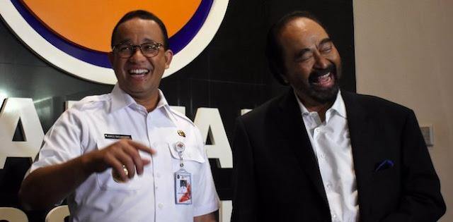 Pengamat: PDIP Makin Merasa Terancam Dengan Langkah Nasdem Bidik Anies