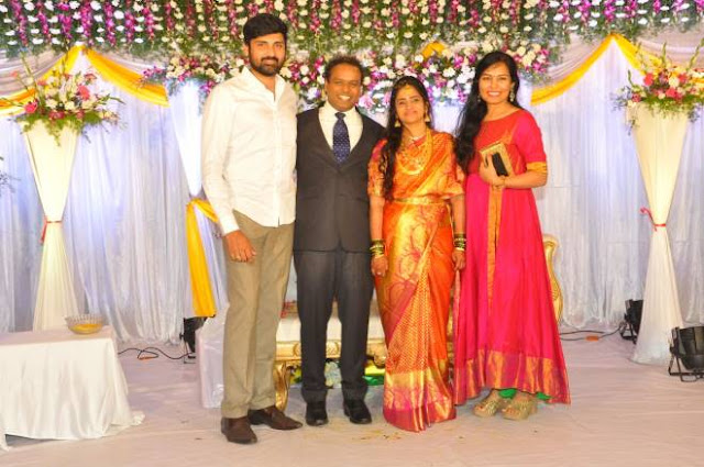 comedian-harish-wedding-reception