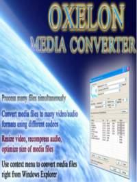 oxelon media converter software