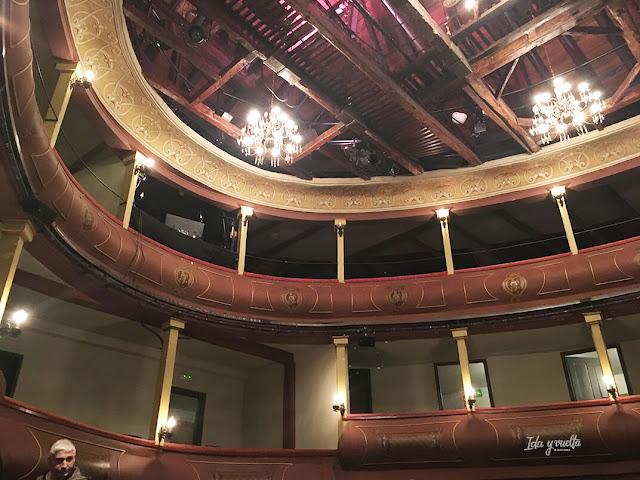 Interior Corral de Comedias