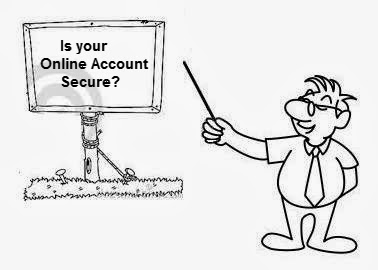Secure Online Accounts
