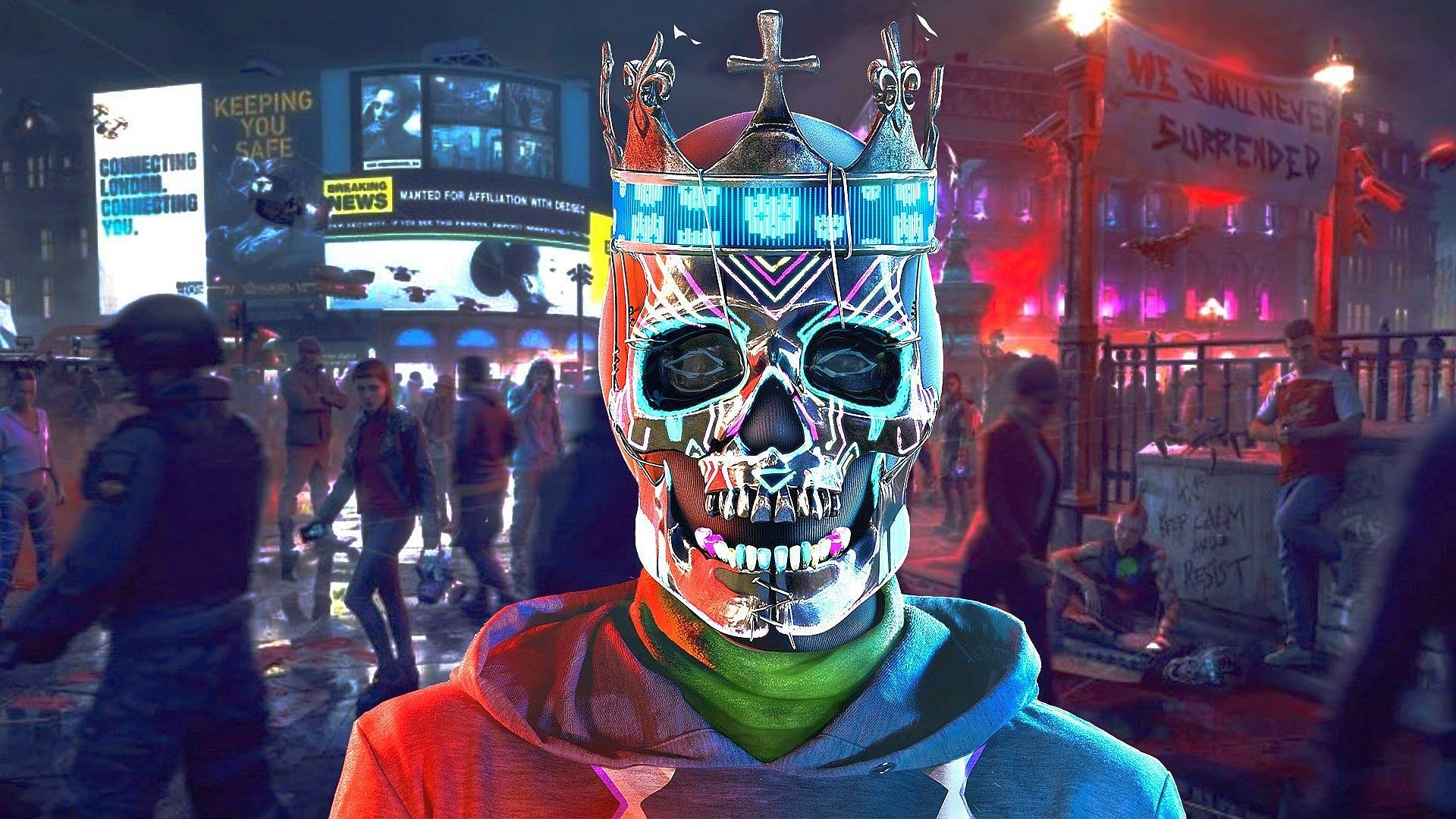 Watch Dogs: Legion turned out to be very demanding on hardware