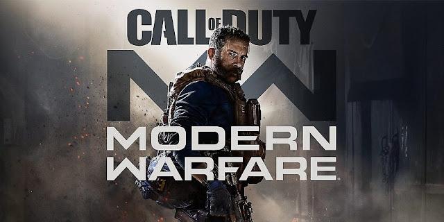 Daftar Harga Call of Duty Modern Warfare PC XBOX PS4