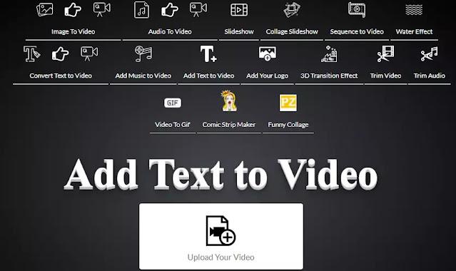 Cara Menambahkan Teks ke Video Secara Online-5