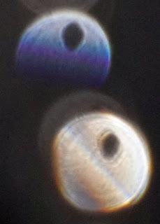 oval motif in orbs