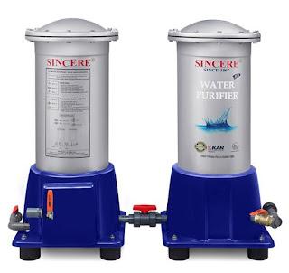 Apa Itu Penyaring Air Sincere? Yuk Simak Ulasan dan Manfaatnya Disini