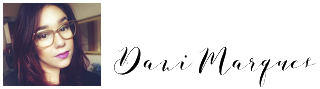Dani marques; blogueira 21 anos