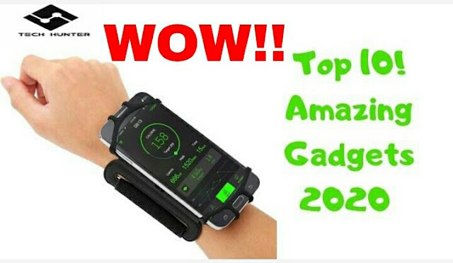 10 Cool Tech Gadgets in 2020