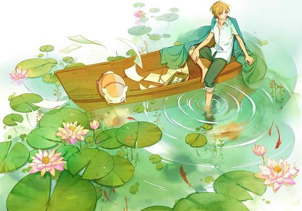Natsume's Book of Friends (fanart by Yesh10x from Zerochan.net)