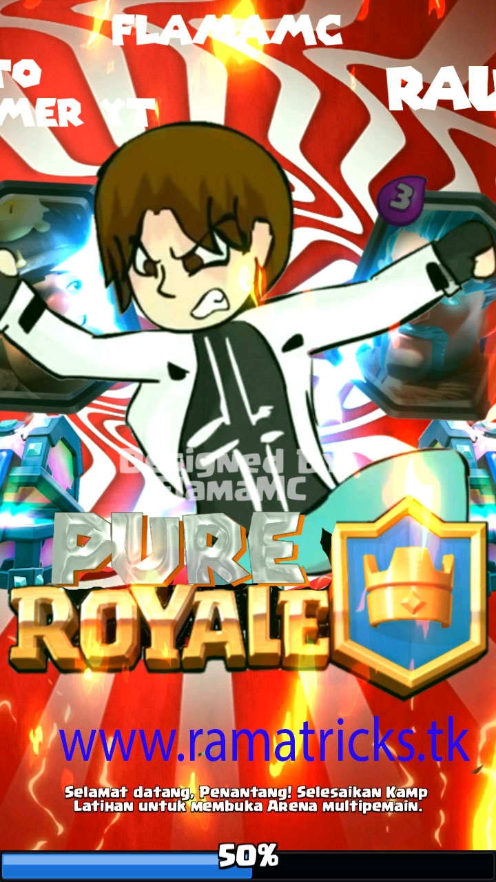 Pure Royale APK (Clash Royale Private Server)