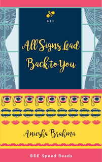 All signs lead bay to you by Aniesha Brahma