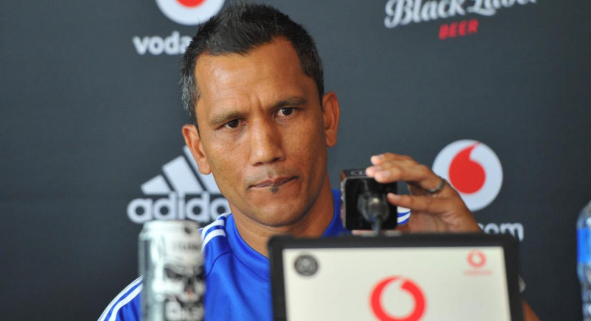Pirates assistant coach Fadlu Davids speaks ahead of the Soweto derby