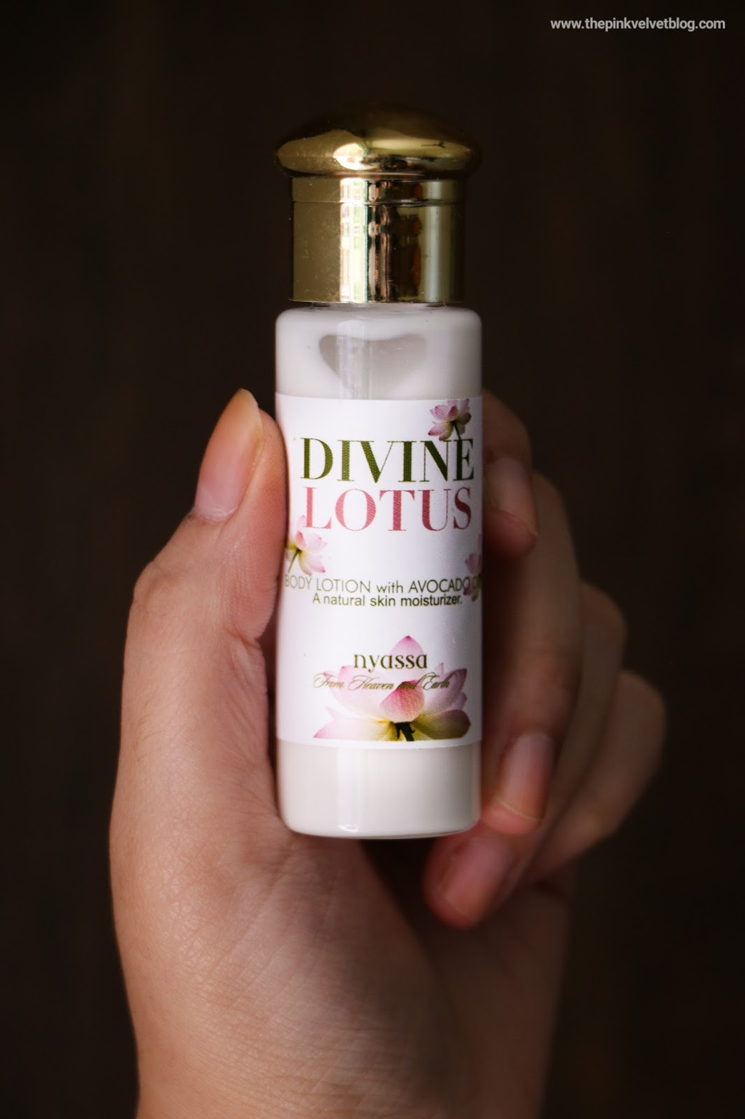 Nyasa - Divine Lotus Body Lotion