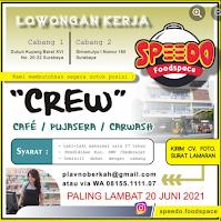 Lowongan Kerja di Speedo Foodspace Surabaya Juni 2021