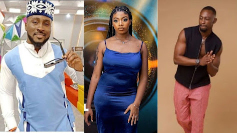 """""""You Need To Shine Your Eyes"""" - Angel Advises Pere On How To Deal With Saga After 'Betraying Him' (Video)"""