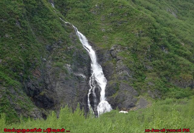 Learnard Falls Alaska
