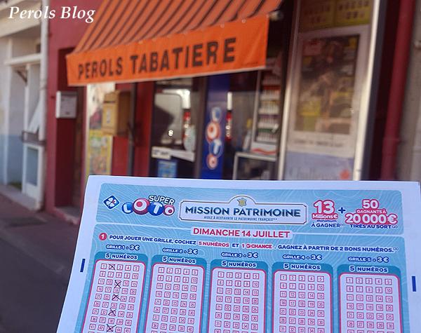 Bureau de tabac de Pérols