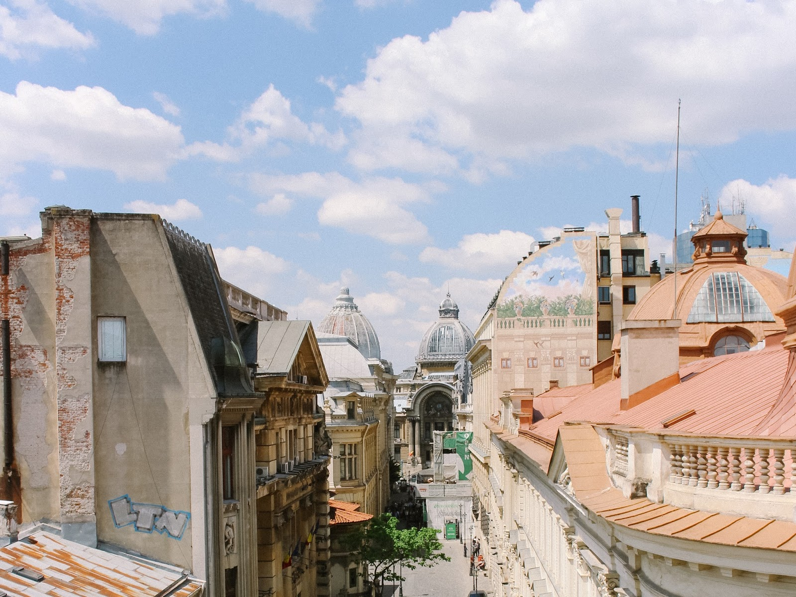 Casco Histórico Bucarest