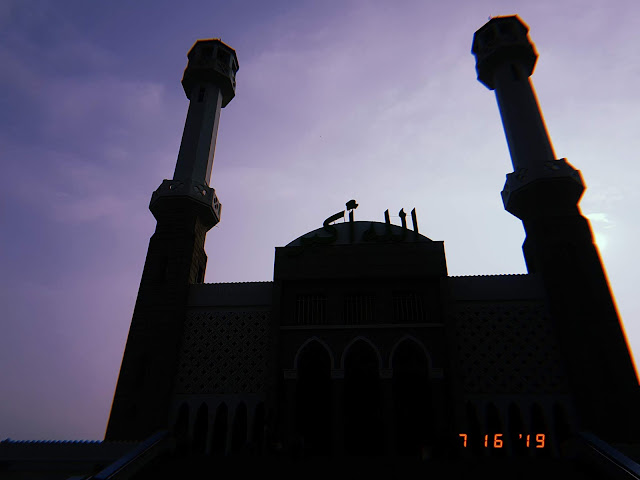 Seoul Central Mosque, Itaewon