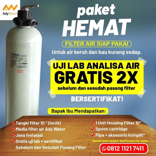 harga filter air, jual filter air, tabung filter air, toko filter air