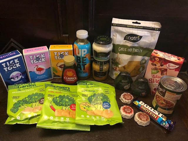food box, subscription food box