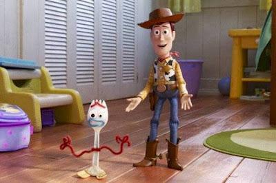 Nuevos personajes en Toy Story 4