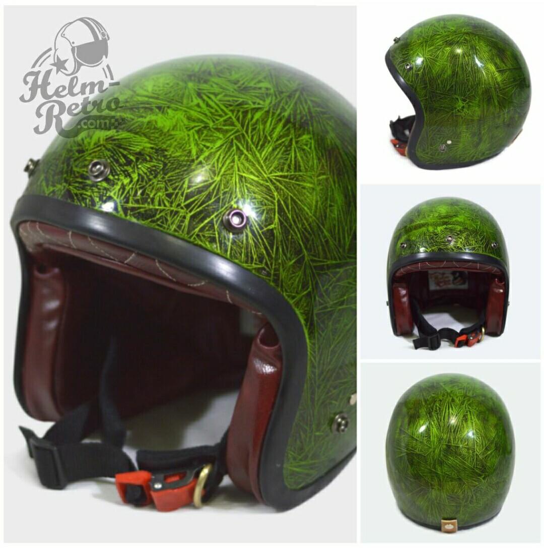 Helm Retro  Helm Retro Pilot  Helm Retro Bogo 5 Helm