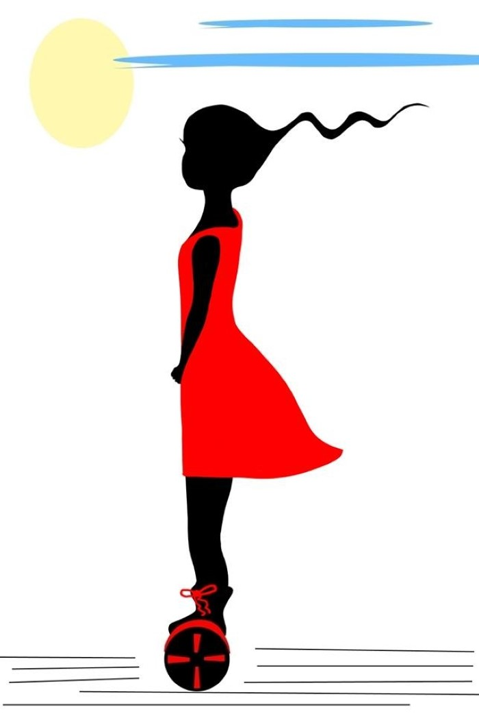 Цифровые рисунки женского мира. Anka Van Der Hoeven