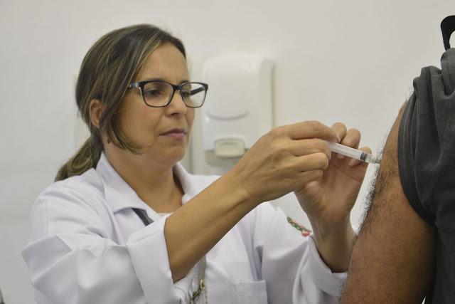 Vacinação contra a gripe começa nesta quarta-feira,10,  em todo o país