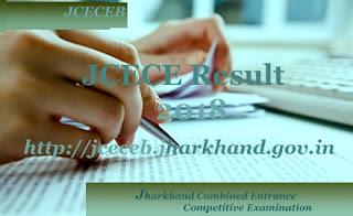 JCECE 2018 Results | JCECE 2018 Cutoff | JCECE Results