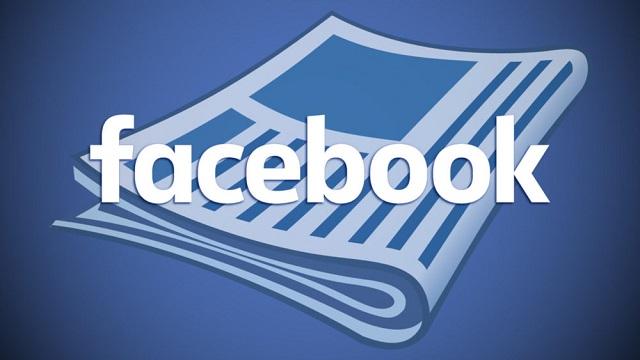فيسبوك تستعد لإطلاق علامة تبويب الأخبار بحلول نهاية أكتوبر