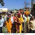 अमझेरा - राम-लक्ष्मण की झांकी के साथ निकली रामायणजी की भव्य शोभायात्रा, रास्ते भर श्रद्धालुओं ने की पुष्पवर्षा...